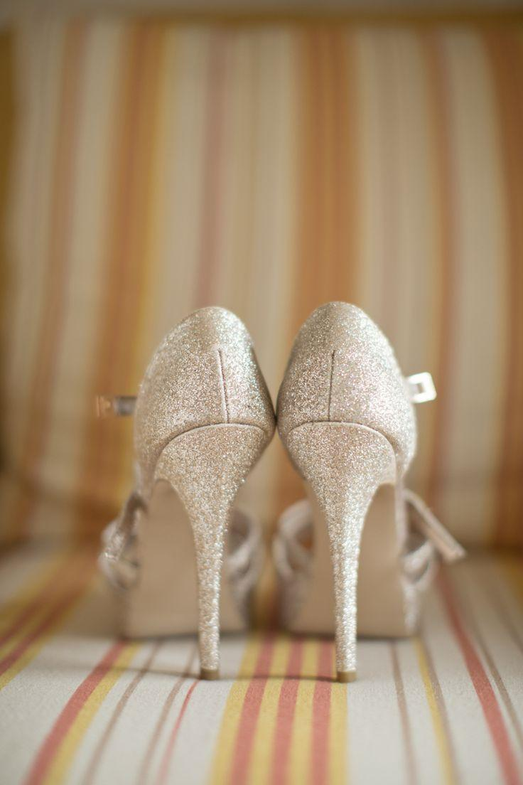 Mariage - fétiche de chaussure