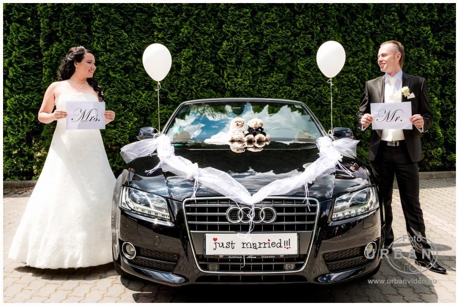 Wedding - Mr and Mrs
