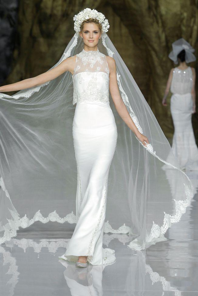 Hochzeit - 7 Pronovias Brautkleider We Love