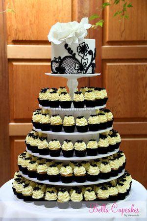 hochzeits cupcakes hochzeit cupcakes 2138555 weddbook. Black Bedroom Furniture Sets. Home Design Ideas