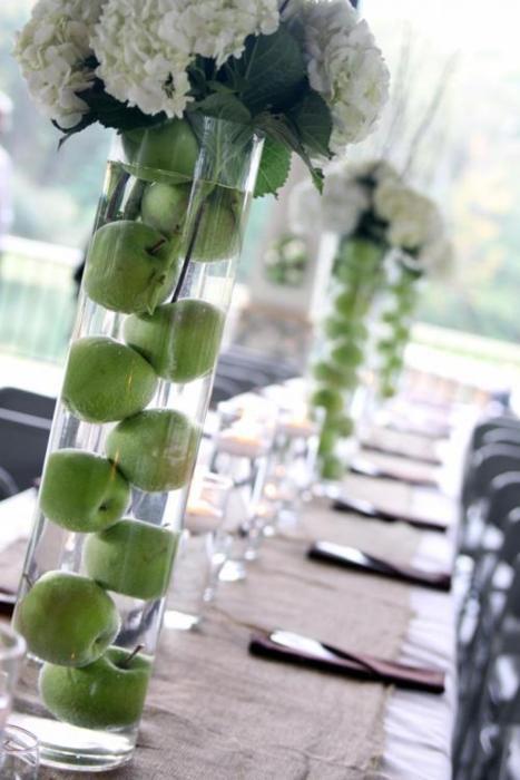 Hochzeit - ♥ ~ ~ ♥ • Hochzeits-Mittel ► Und Rezeption Decor
