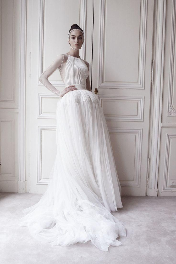 Olivia Palermo Wedding.Olivia Palermo Picks The Best Bridal Looks From Fall 2014 Couture