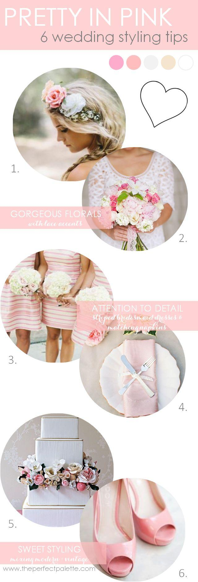 Wedding - 6 Wedding Styling Tips