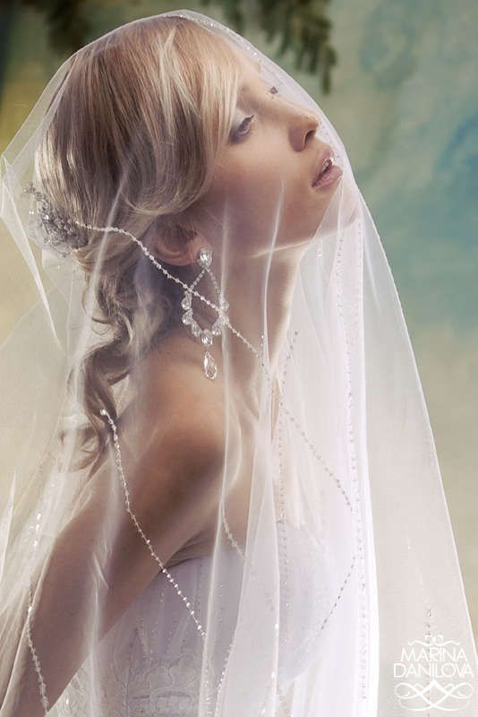 Mariage - Editoriaux de mariage lunatique