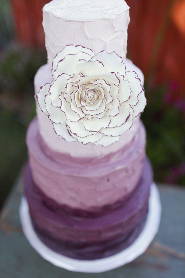 Свадьба - Фиолетовая Свадебная