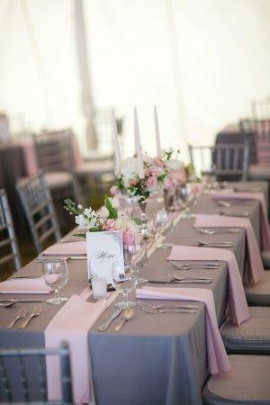 Свадьба - Серые И Розовые Плантации Свадьбы