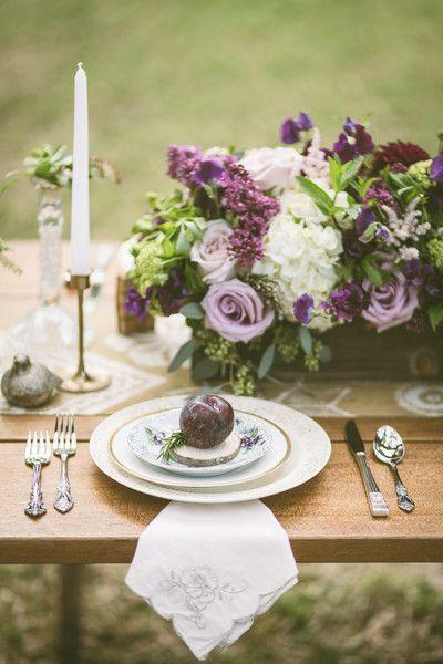Mariage - Place Setting