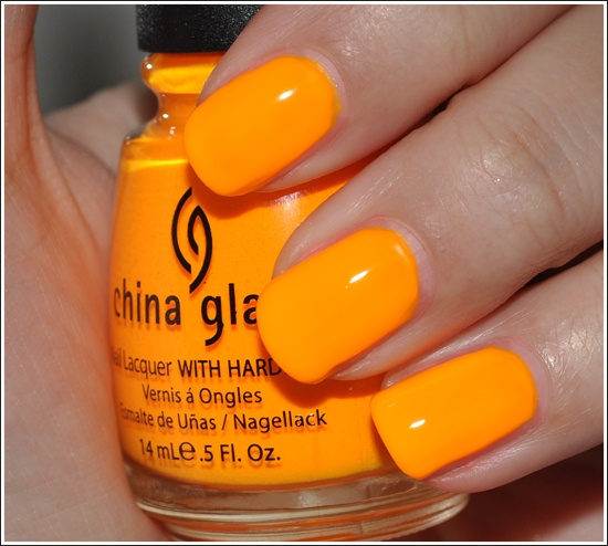China Glaze Poolside Collection: Review, Photos, Swatches