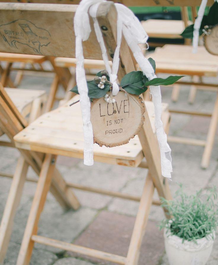Wedding - Chair Decor