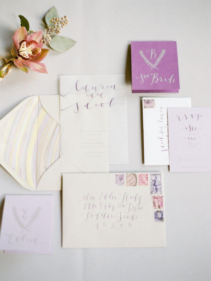 زفاف - دعوات وحفظ التاريخ
