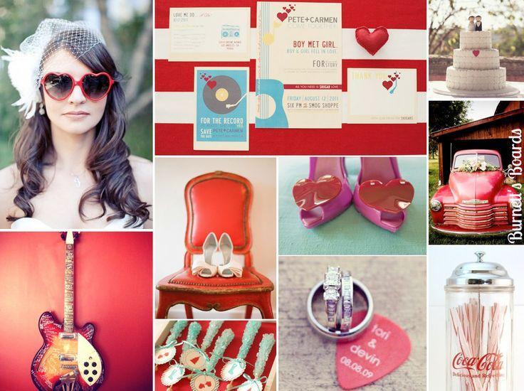 Wedding - Heart Shaped Sunglasses