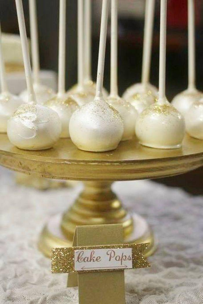 Minze Und Gold Party Planning Ideas Supplies Kuchen Idee Schmuck