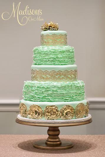 Hochzeit - WEDDINGCAKES