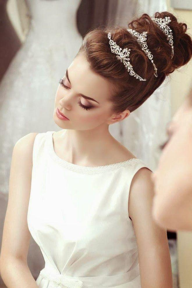 Wedding - ♥~•~♥ Wedding ► Hair *•..¸♥☼♥¸.•*