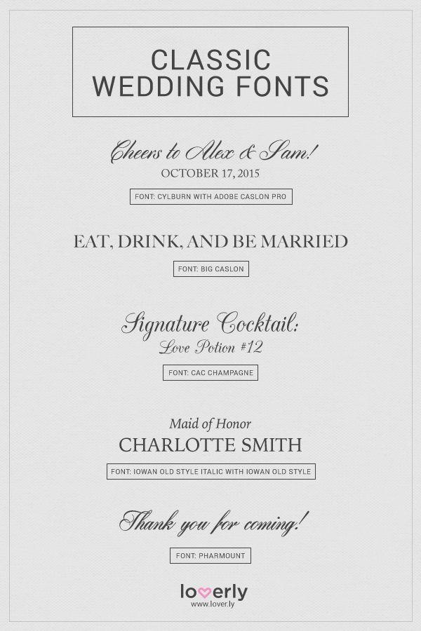 Hochzeit - Schreibwaren & Wedding Paper Products