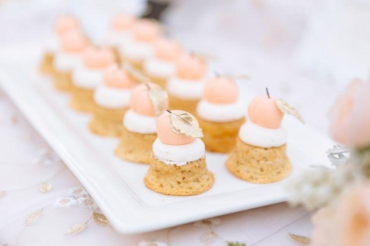 Свадьба - Кексы и Мини-торты