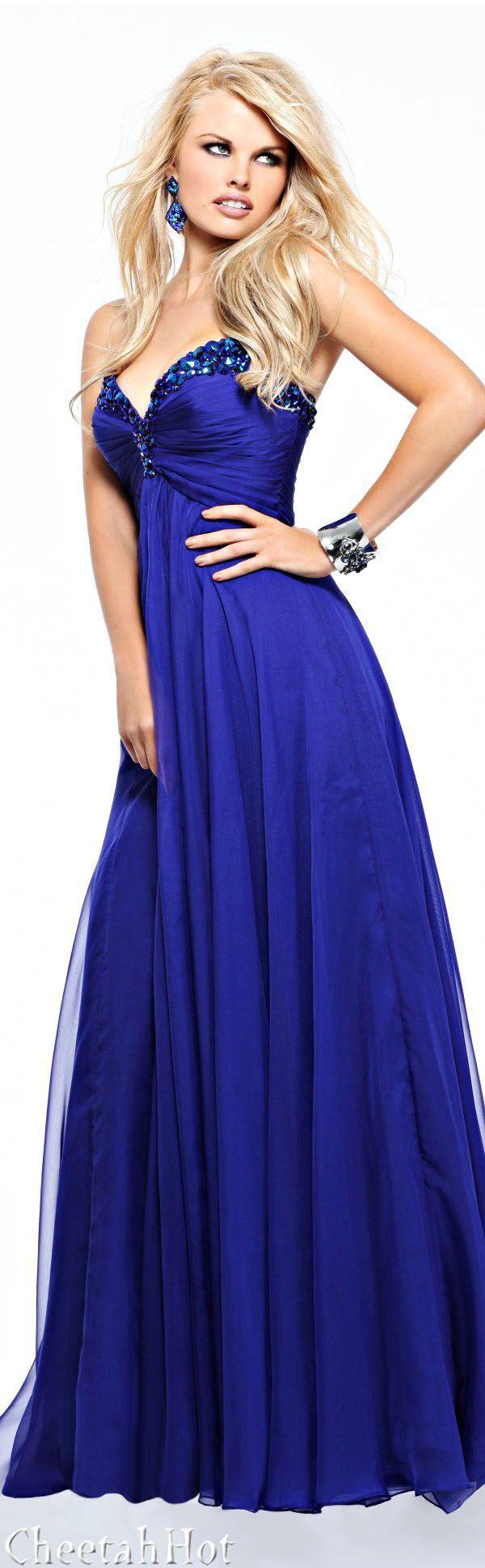 Dama De Honor - Vestidos Azules Hermosos ...... #2142480 - Weddbook