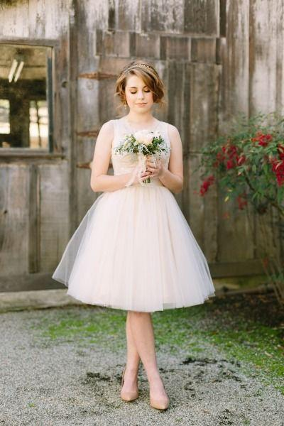 Mariage - Romantic-Vintage mariage de jardin Inspiration