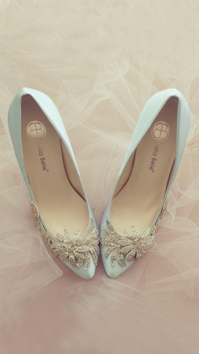 Свадьба -  A Принцесса Обувь A