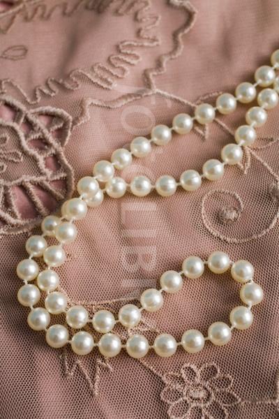 Mariage - Perles précieuses