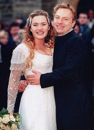 Boda - Tercera va la vencida: Kate Winslet se casa con Ned RocknRoll En Ceremonia secreta en Nueva York y Leonardo DiCaprio da a su vis