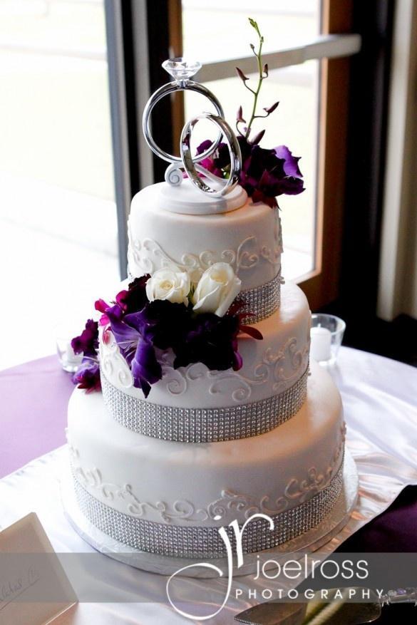 Chocolate Zen Bakery Wedding Cakes