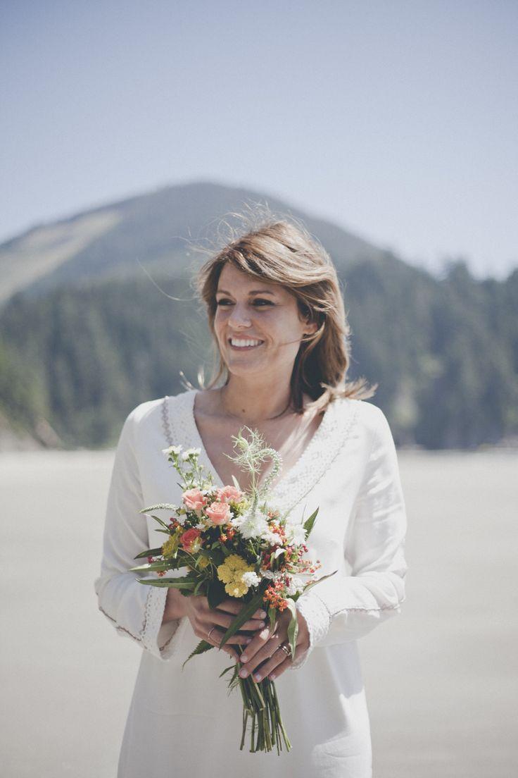 Свадьба - Уютный Богемный Пляж Свадьбы