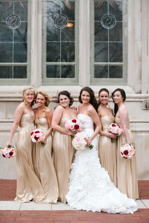 Платья для золотой свадьбы