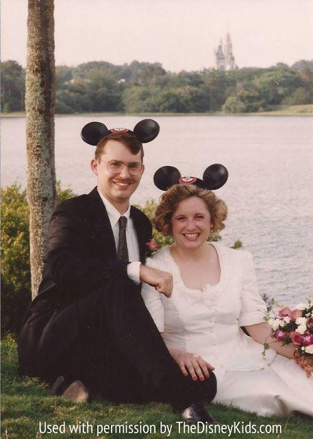 Düğün - Masal: Disney Düğün ve Maliyet) Neye Benzediğini 1995 Yılında Vintage Peri