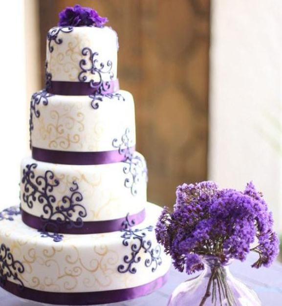 Purple Wedding - Weddings-Purple #2144585 - Weddbook