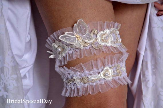 Wedding Garters Bridal Garter Sets Wedding Favors