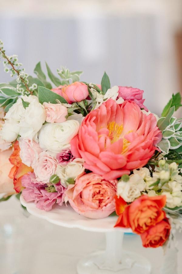 Coral Hochzeit Korallen Und Rosa Hochzeits Blumen 2144926 Weddbook