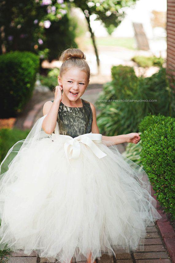 Girls Mossy Oak Or Realtree Camo Tutu Dress 2145207 Weddbook