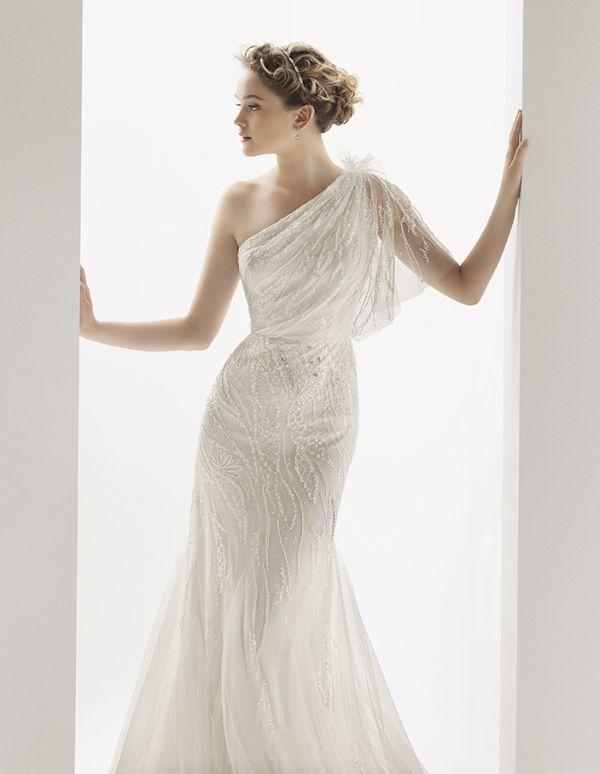 Mariage - En douce Rosa Clara 2014 Bridal Collection