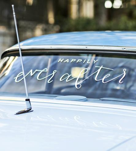 Mariage - Papercut Happily Ever After Getaway Car Connexion