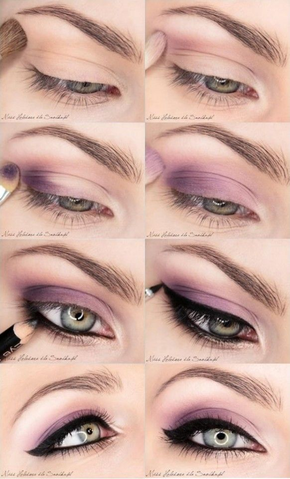 Wedding - 17 Perfect Step By Step Makeup Tutorials For 2014