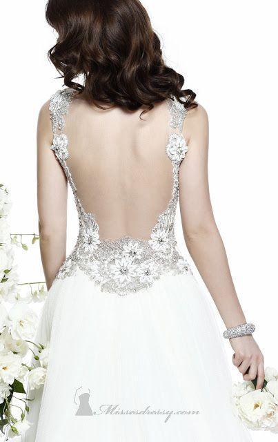 Mariage - Robes de mariée De Tarik Ediz Collection Blanc