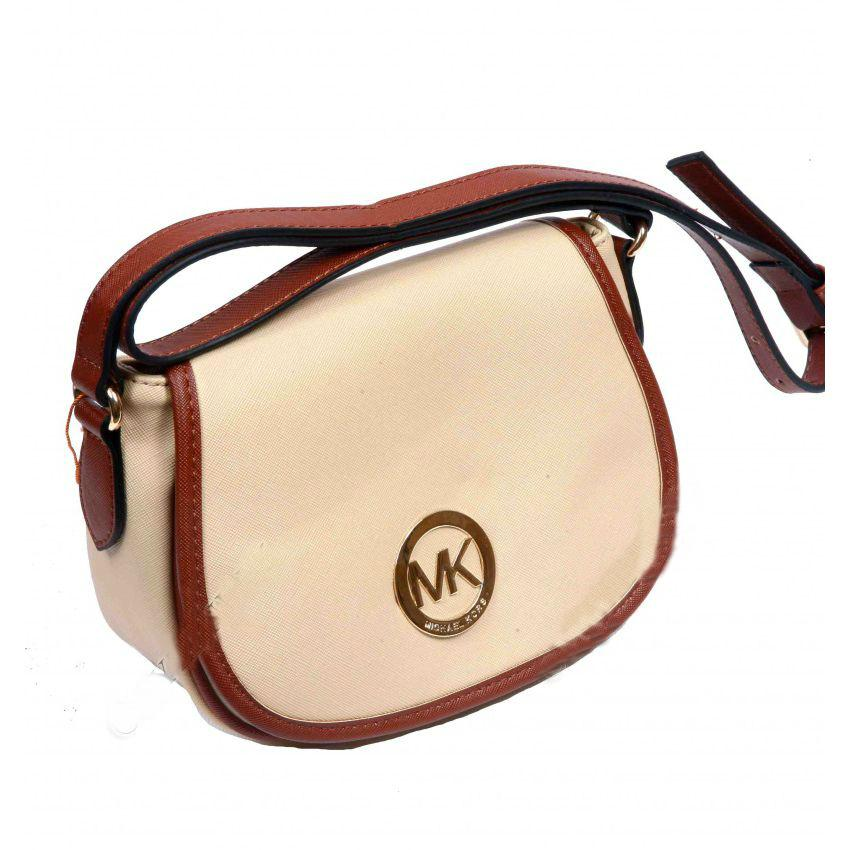 Mariage - Michael Kors Jet Set Mini Beige Ladies bags