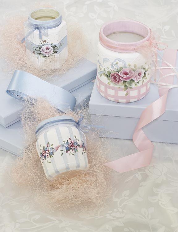 Wedding - Weddings - Vintage Jars
