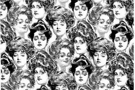 زفاف - Gibson Girl Wallpaper Hair
