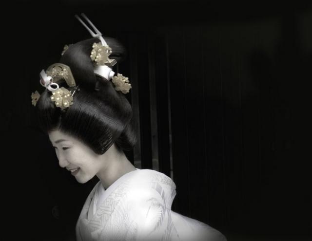 Wedding - Traditional Japanese Wedding Hair