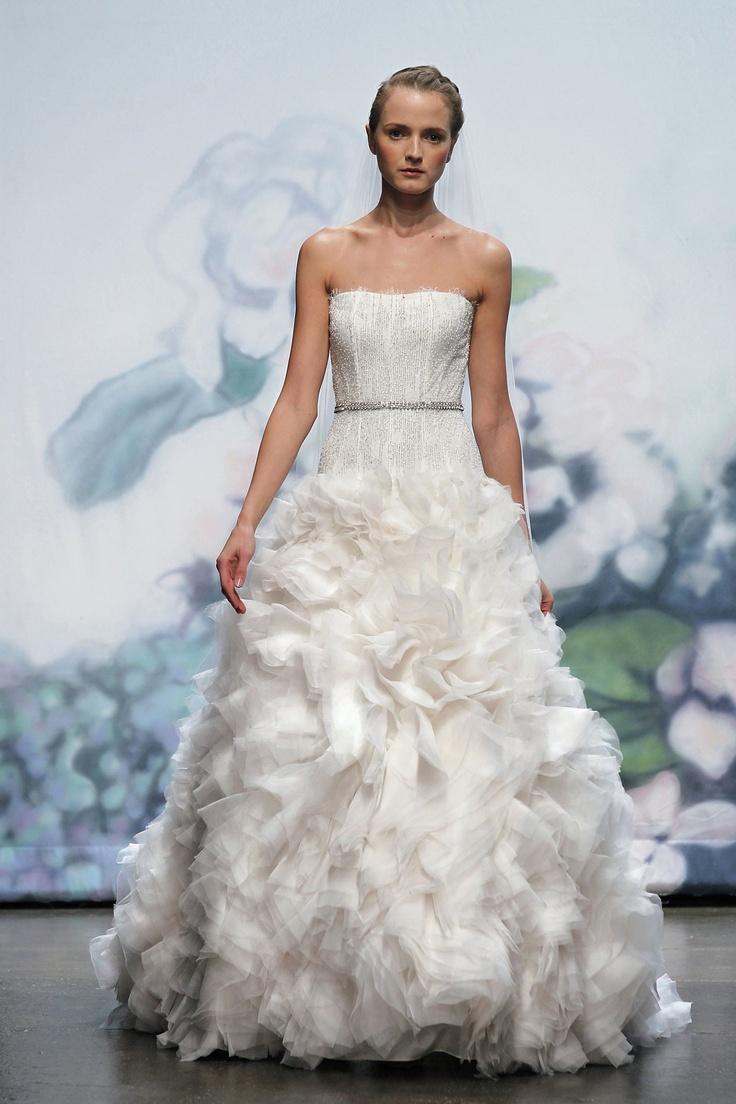Свадьба - Бальным Вдохновили Свадебные Платья (BridesMagazine.co.uk)