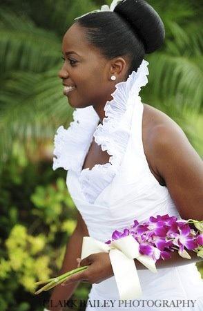 Mariage - Coiffures pour la mariée.