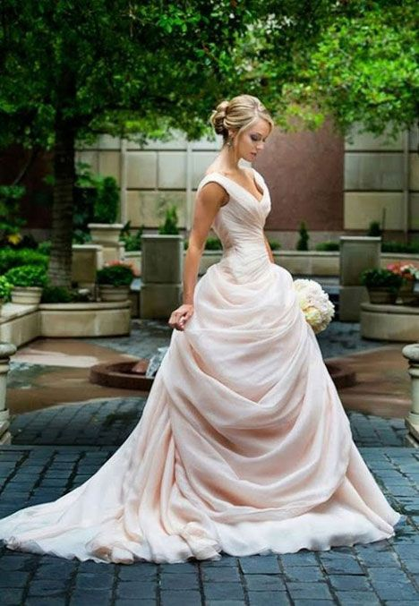 Dress fairytale wedding dresses 2146914 weddbook for Fairytale ball gown wedding dresses