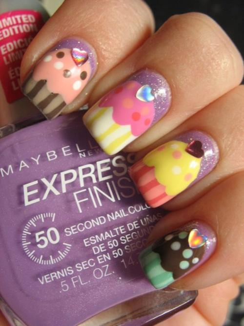 Hochzeit - ► Perfect Nails Design-