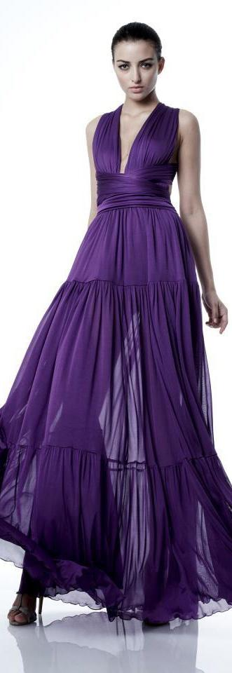 Wedding - Gowns........Purple Passions