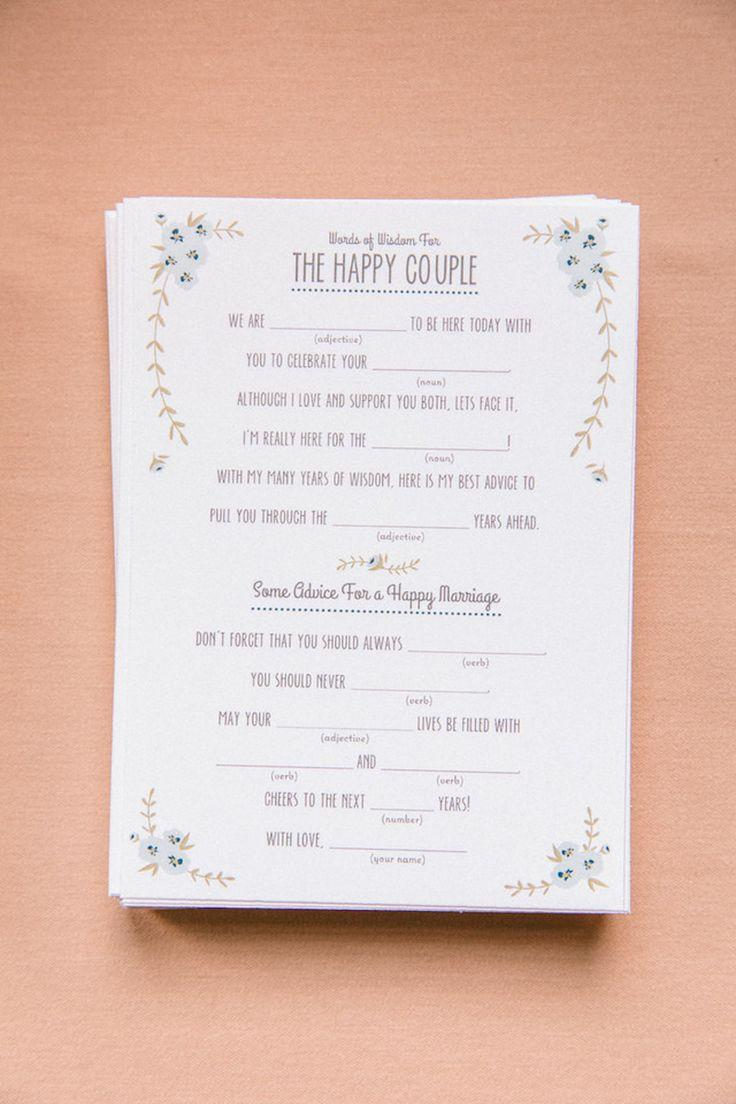 Mariage - Le mariage invite Paper Goods