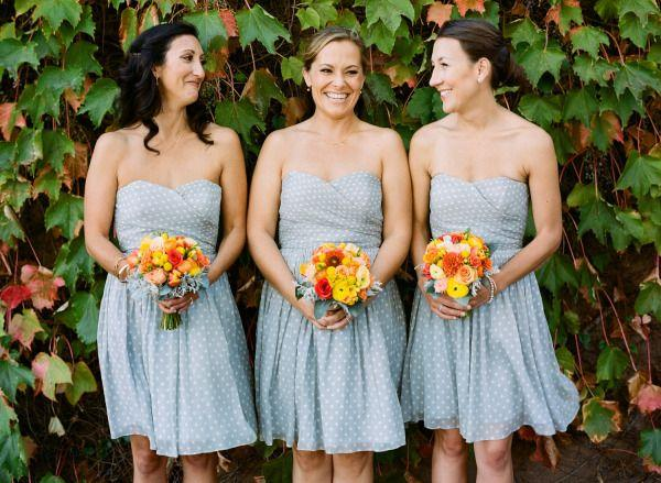 Wedding - Classic Vineyard Wedding With A Pop Of Color