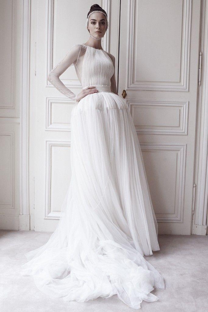 Boda - Delphine Manivet Couture Fall 2014 - Presentación