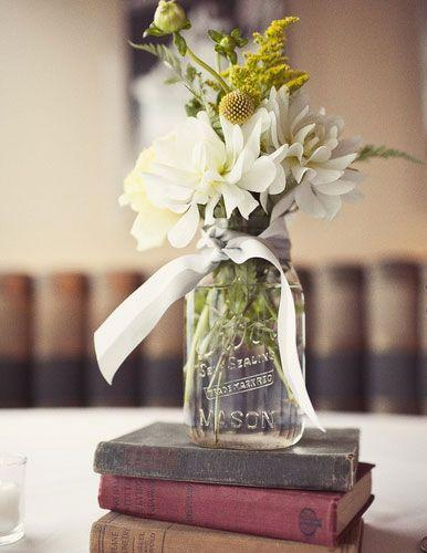 Wedding - Find Inspiration In Nature For Your Wedding Centerpieces - 40 Creative Ideas